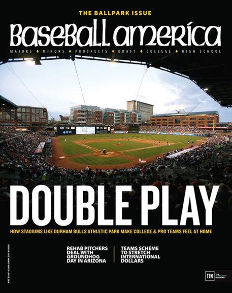 Baseball America Cover - 5/20/2016