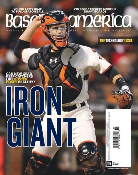 Baseball America Cover - 5/6/2016