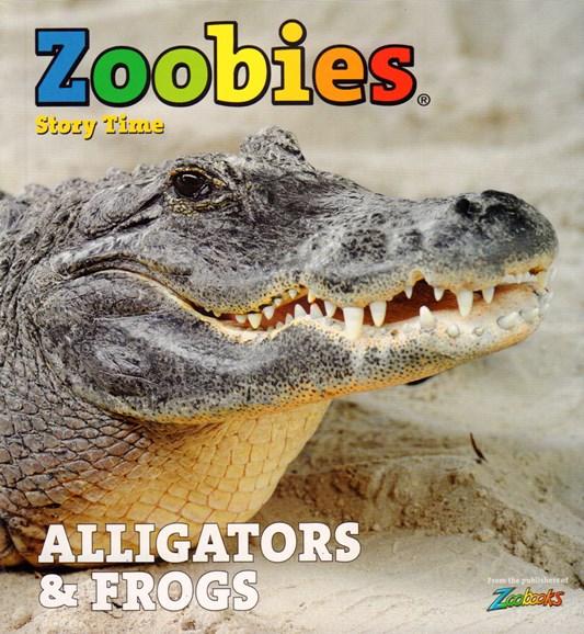 Zoobies Cover - 6/1/2016
