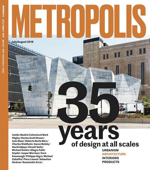 Metropolis Cover - 7/1/2016