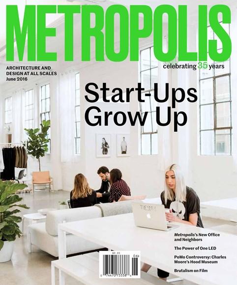 Metropolis Cover - 6/1/2016