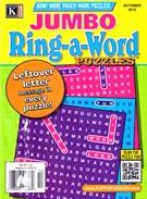Jumbo Ring a Word Magazine 10/1/2016