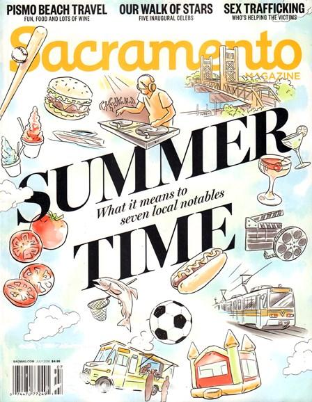 Sacramento Cover - 7/1/2016