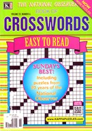 The National Observer Book of Crosswords Magazine 9/1/2016