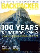 Backpacker Magazine 8/1/2016