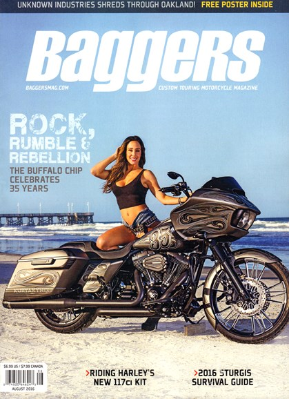 Baggers Cover - 8/1/2016
