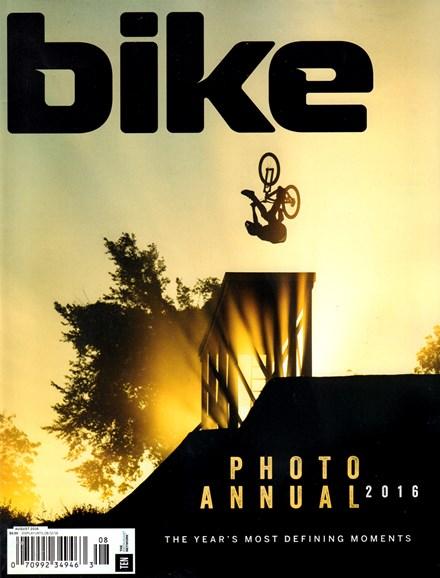 Bike Cover - 8/1/2016