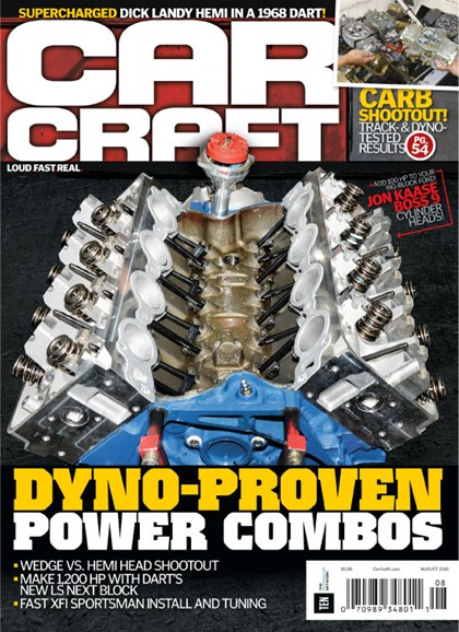 Car Craft Cover - 8/1/2016