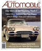 Collectible Automobile Magazine 8/1/2016