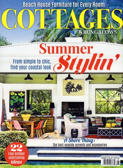 Cottages & Bungalows Cover - 8/1/2016