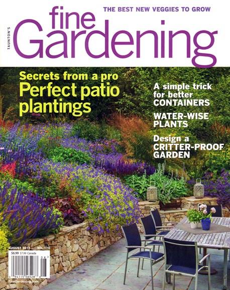 Fine Gardening Cover - 8/1/2016