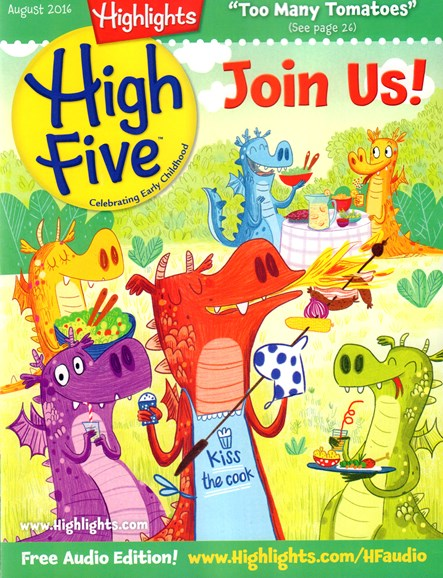 Highlights High Five Cover - 8/1/2016