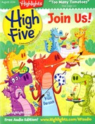 High Five Magazine 8/1/2016