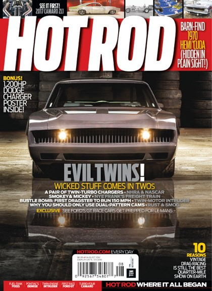 Hot Rod Cover - 8/1/2016