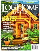 Log Home Living Magazine 8/1/2016