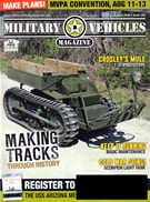 Military Vehicles Magazine 8/1/2016