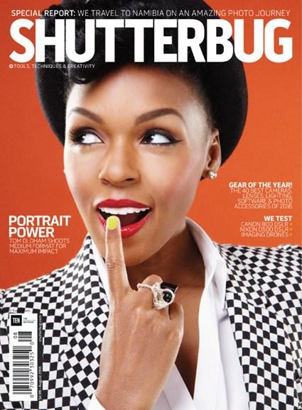 Shutterbug Cover - 8/1/2016