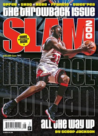 Slam Cover - 8/1/2016