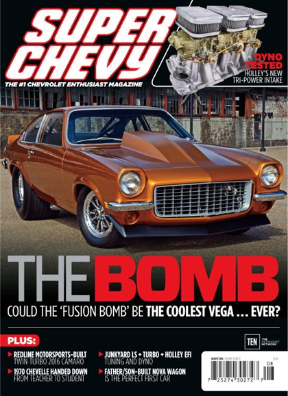 Super Chevy Cover - 8/1/2016