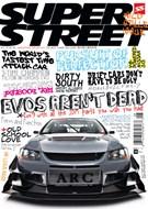 Super Street Magazine 8/1/2016