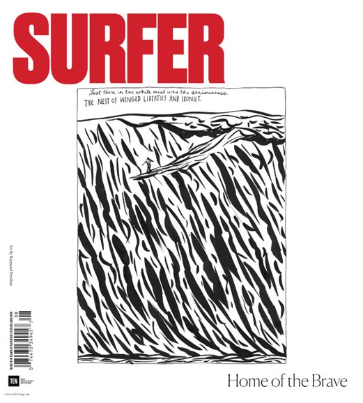 Surfer Cover - 8/1/2016