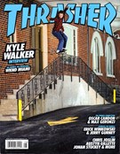 Thrasher Magazine 8/1/2016
