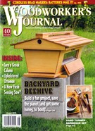Woodworker's Journal Magazine 8/1/2016