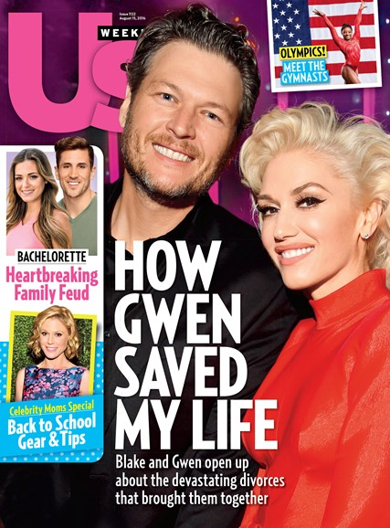 Us Weekly Cover - 8/15/2016