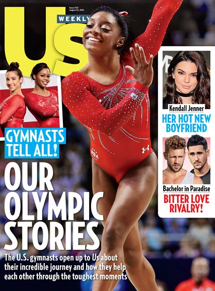 Us Weekly Cover - 8/22/2016
