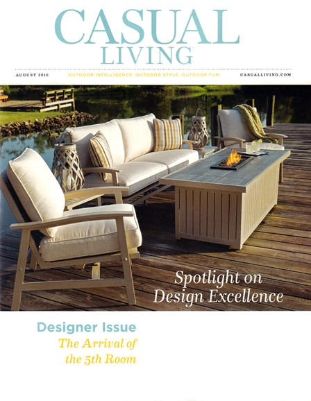 Casual Living Cover - 8/1/2016