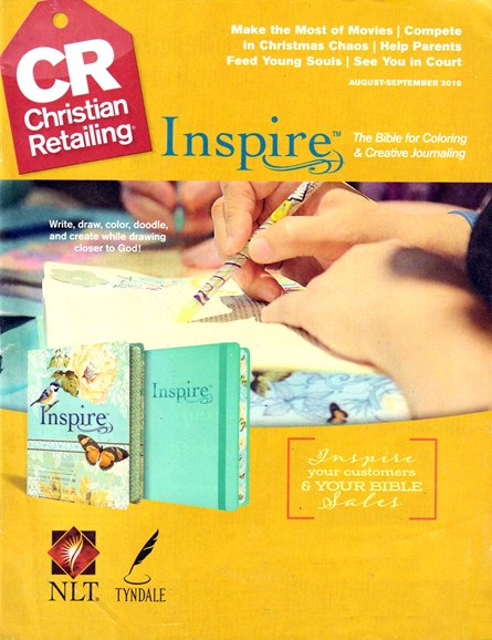 Christian Retailing Cover - 8/1/2016