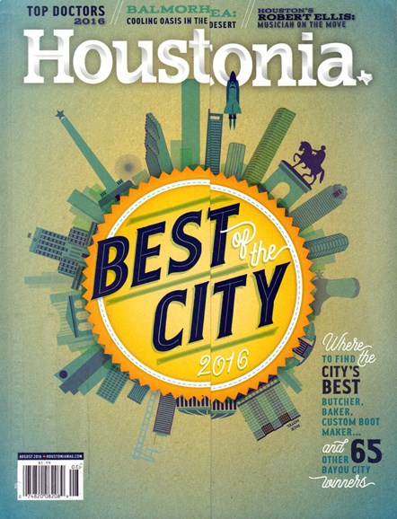 Houstonia Cover - 8/1/2016