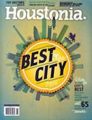 Houstonia Magazine 8/1/2016