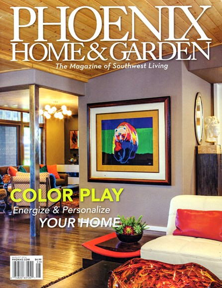 Phoenix Home & Garden Cover - 8/1/2016