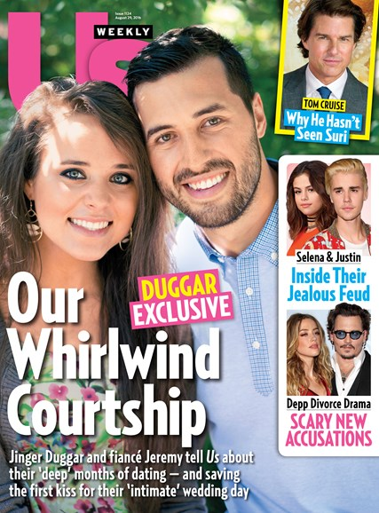 Us Weekly Cover - 8/29/2016