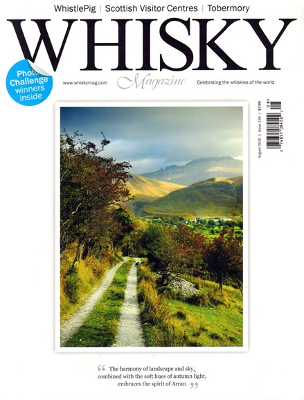 Whisky Cover - 8/1/2016