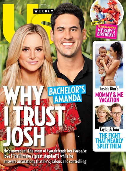 Us Weekly Cover - 9/5/2016