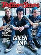 Rolling Stone Magazine 9/22/2016