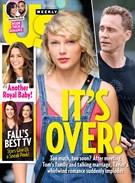 Us Weekly Magazine 9/19/2016