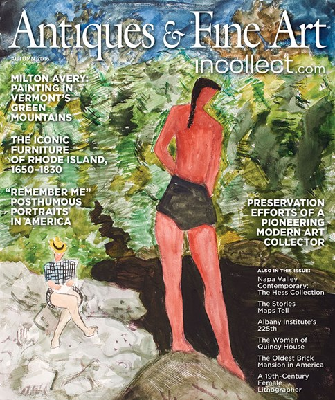 Antiques & Fine Art Cover - 9/1/2016