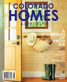 Colorado Homes & Lifestyles Magazine 8/1/2016