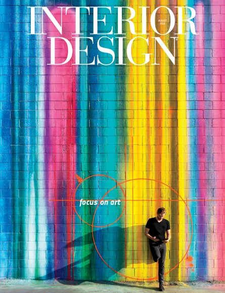 Interior Design Cover - 8/1/2016