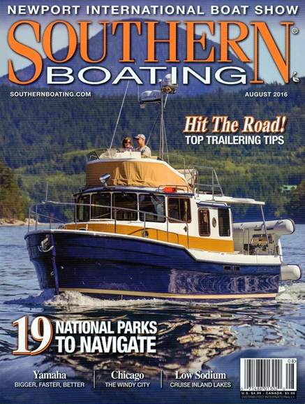 Southern Boating Cover - 8/1/2016
