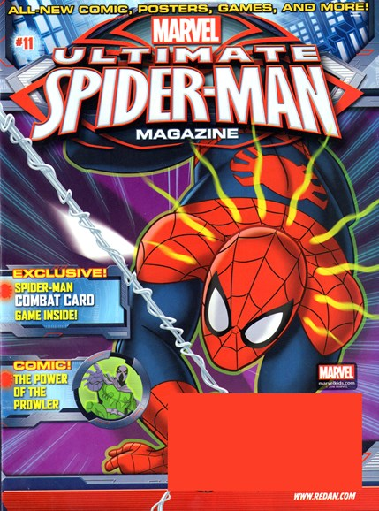 Marvel Spider-Man Cover - 9/1/2016