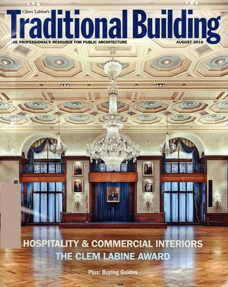 Traditional Building Cover - 8/1/2016