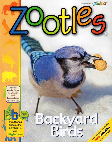 Zootles Cover - 8/1/2016