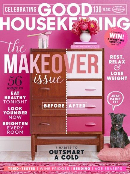 Good Housekeeping Cover - 1/1/2016