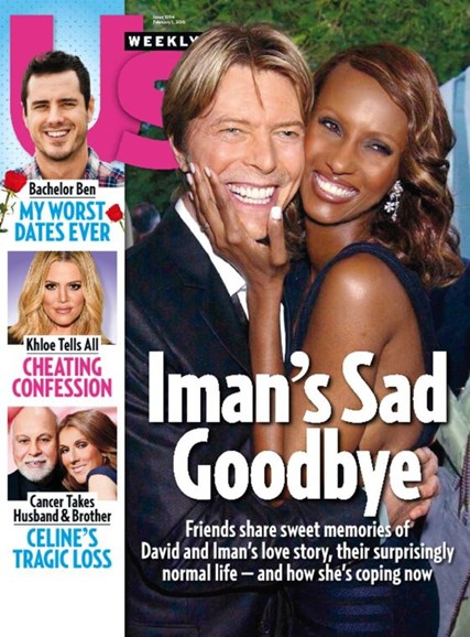 Us Weekly Cover - 2/1/2016