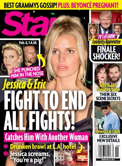 Star Cover - 2/23/2015