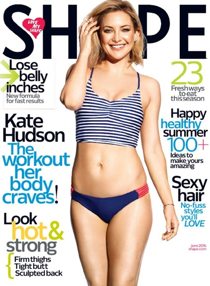 Shape Cover - 6/1/2016